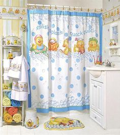 I Ve Always Wanted A Duck Themed Bathroom For Kids Home Is Where The Heart Pinterest Bath Mat And Kid Bathrooms