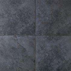 "Daltile Porcelain Tile - Continental Slate Series Asian Black / 18""x18"""