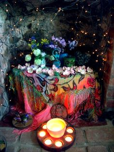 My dream altar space!