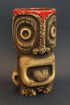 Portable Beverage Device Limited from the collection of ickytiki - Ooga-Mooga! Tiki Mugs & More