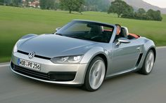 VW Reportedly Considering An Electric Sports Car, May Target.-VW Reportedly Considering An Electric Sports Car, May Target The Tesla Roadster Audi Quattro, Sport Quattro, Volkswagen New Beetle, Volkswagen Models, Tesla Roadster, Skyline Gt, Mini Superleggera, Peugeot, Nissan