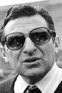 Remembering JoePA - Believe deep down in your heart that you're destined to do great things.
