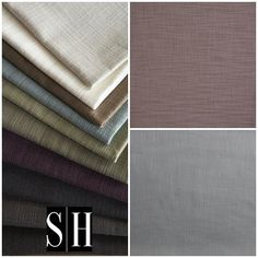 Contemporary Canvas was the embryo of the Studio H brand. The carefully researched colours by John. pinned with Pinvolve Hertex Fabrics, Pta, Colours, Contemporary, Studio, Canvas, Ideas, Decor, Tela
