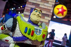 D23 Expo from the Show Floor: Disney Studios, Disney Animation, Pixar