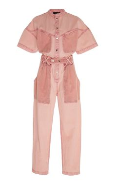 Get inspired and discover Isabel Marant trunkshow! Shop the latest Isabel Marant collection at Moda Operandi. Classy Outfits, Stylish Outfits, Cool Outfits, Fashion Outfits, Womens Fashion, Fashion Trends, Denim Jumpsuit, Denim Playsuit, Stage Outfits
