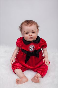 147.80$  Buy now - http://alipkr.worldwells.pw/go.php?t=32716614179 - 50cm Soft Body Silicone Reborn Baby Doll Lifelike Newborn Baby-Reborn Birthday Gift Girl Brinquedos boneca reborn high quality