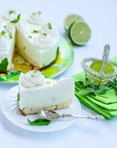 Cheesecake cu lime - Din secretele bucătăriei chinezești