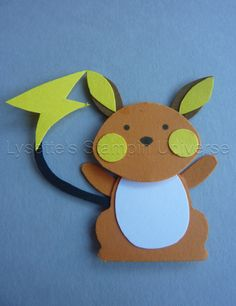 Paper Punch Art, Punch Art Cards, Paper Art, Paper Crafts, Card Making Tips, Making Ideas, Foxy Friends Punch, Craft Punches, Kid Character