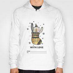 Arteresting Xmas V11 - Cool New Gift Design. Hoody