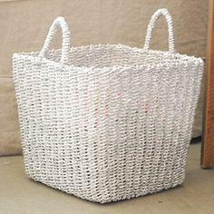 Silver Foil Baskets