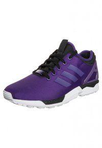 f2bbbd270 adidas Originals - ZX FLUX NPS - Sneakers - rich purple Adidas Originals Zx  Flux