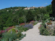 mediterranean gardens design Google Search gardens Pinterest