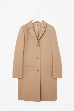 COS | Tailored wool coat