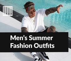 Caught up in the boring summer clothes? The same usual shorts and tee? Check out some interesting ways to style up in summer...