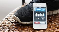 Best iPhone apps for running and jogging- WOW~  What a great collection of running/techno resources in one place