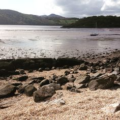Kippford, Dumfries and Galloway, May 2015