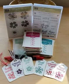 Stampin' Up! Demonstrator stampwithpeg – Gift Tag You've spent hours making the perfect card, Cool Cards, Diy Cards, Handmade Cards, Christmas Gift Tags, Holiday Cards, Hello Hello Baby, Wedding Thanks, Flower Quotes, Flower Cards