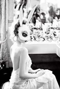 Photo by Ellen Von Unwerth