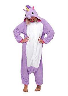 8e90910b137cf Adulte Kigurumi Unisexe Anime Animal Costume Cosplay Combinaison Pyjama ou  Déguisement
