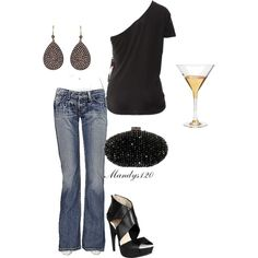 Outfit- simple & sexy for a night out!  Andy_warhol_clothing_shirt_missy