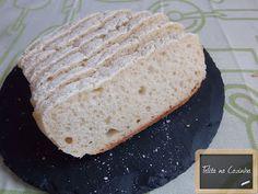 Telita na Cozinha: pão tigre
