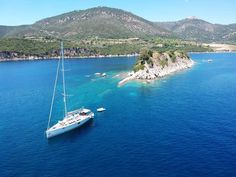"""Have a once in a lifetime holiday with """"Sail Ionian"""""""
