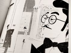 the 40s — New Yorker on Behance