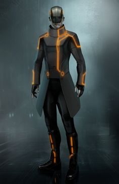 """Concept art from """"Tron: Legacy"""" (2010)."""