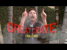 The Great Crate Challenge - Could You Handle Being In A Cage This Small For 4 Minutes? How About 4 Years?