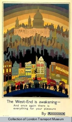Poster 1983/4/3540 - Poster and Artwork collection online from the London Transport Museum