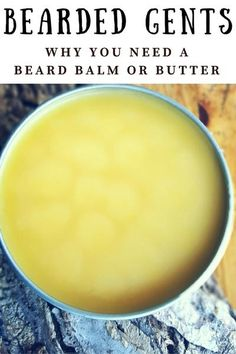 Why you need Beard Oil and Beard Butter. All natural and organic