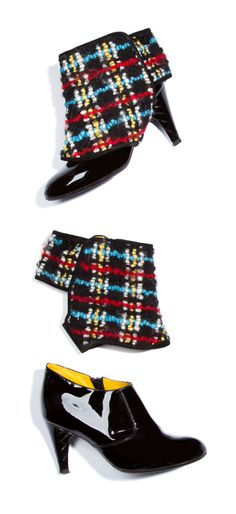 CHANEL BOOTS | The House of Beccaria#