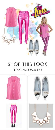 """""""soy luna"""" by maria-look on Polyvore featuring Chiara Ferragni and Full Tilt"""