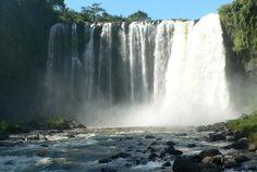 Salto de Eyipantla Salto de Eyipantla es el nombre de una cascada ubicada en el municipio de San Andrés Tuxtla, en Veracruz, México.
