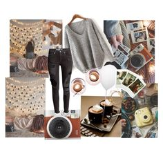 """""""Rainy day in- just me and my camera"""" by megloola ❤ liked on Polyvore featuring art"""