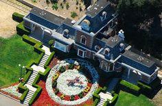 neverland mansion de lujo de michael jackson