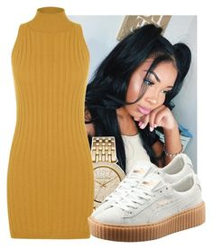 """""""Untitled #114"""" by ty-bands ❤ liked on Polyvore featuring Michael Kors, WearAll and Puma"""