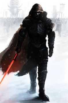 Vader Redesign Created by Zach D. Bradley - Facebook