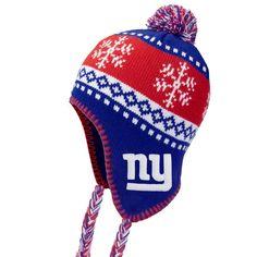 New York Giants - Logo Abomination Sherpa Knit Hat