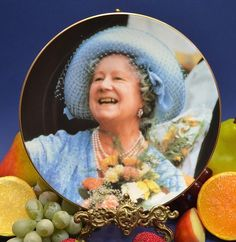 """Royal Albert Tim Graham Queen Mother  """"A Birthday Celebrated"""""""