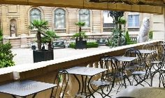 The Louvre has 15 eateries. You can have a cocktail on the roof of the Centre Pompidou. And well-known chefs are getting in on the act too, with Michelin-starred Jean-Louis Nomicos opening a restaurant in the city's latest cultural hotspot, Fondation Louis Vuitton, while one of the greatest French ch