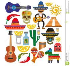 Ícones do mexico - Pesquisa Google