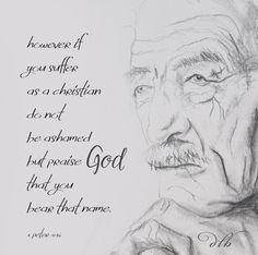 https://flic.kr/p/DXjdSW | 1 Peter 4:16