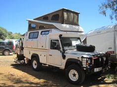 land rover defender expedition equipment - Google Search