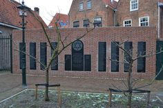 Joods Monument, Ph. Frankplein