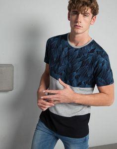 T-shirts - Man - Man - Bershka Mexico