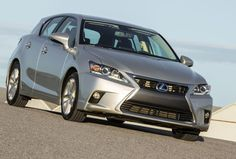 Lexus CT 200h -- Most Reliable Hybrid or Electric Car