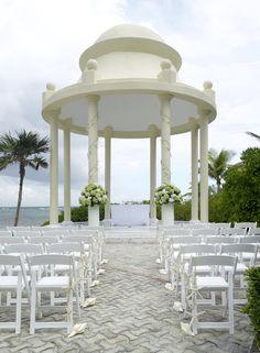 Waves Of Love Package Gazebo Ceremony Mayan Riviera Grand Palladium Maya
