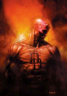 Daredevil - David Finch
