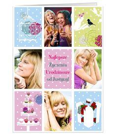 Personalizowana kartka Polaroid Film, Frame, Decor, Picture Frame, Decoration, Decorating, Frames, Deco
